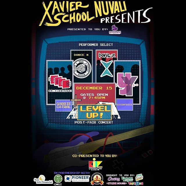 Cap your Saturday off with attendance at the school's first fair concert Level Up! Featuring Oh, Flamingo!, Ysanygo, DanceX, Bone-A, and others! #XSNLevelUp ift.tt/2RP19u1