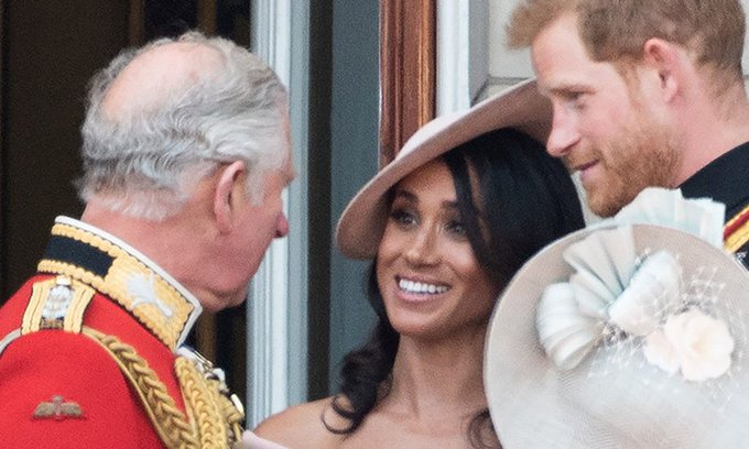 HRH Prince Harry - HRH Meghan Markle - Discussion  - Page 28 DuN6tofXcAEvbRq