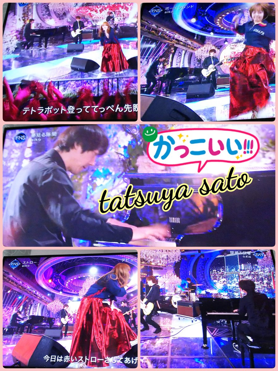 satopi's photo on #FNS歌謡祭
