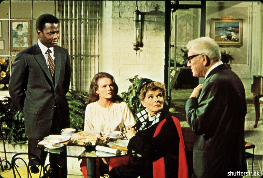 #OTD 1967 — Guess Who's Coming to Dinner Starring Audrey Hepburn and Sidney Poitier opens in theaters. shutr.bz/2UH6WUv