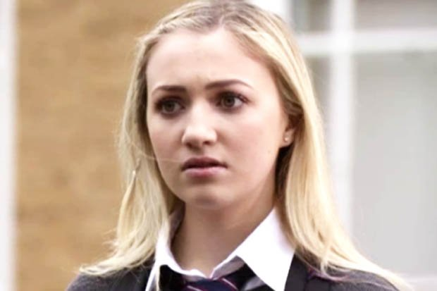 who is whitney from eastenders dating in real life