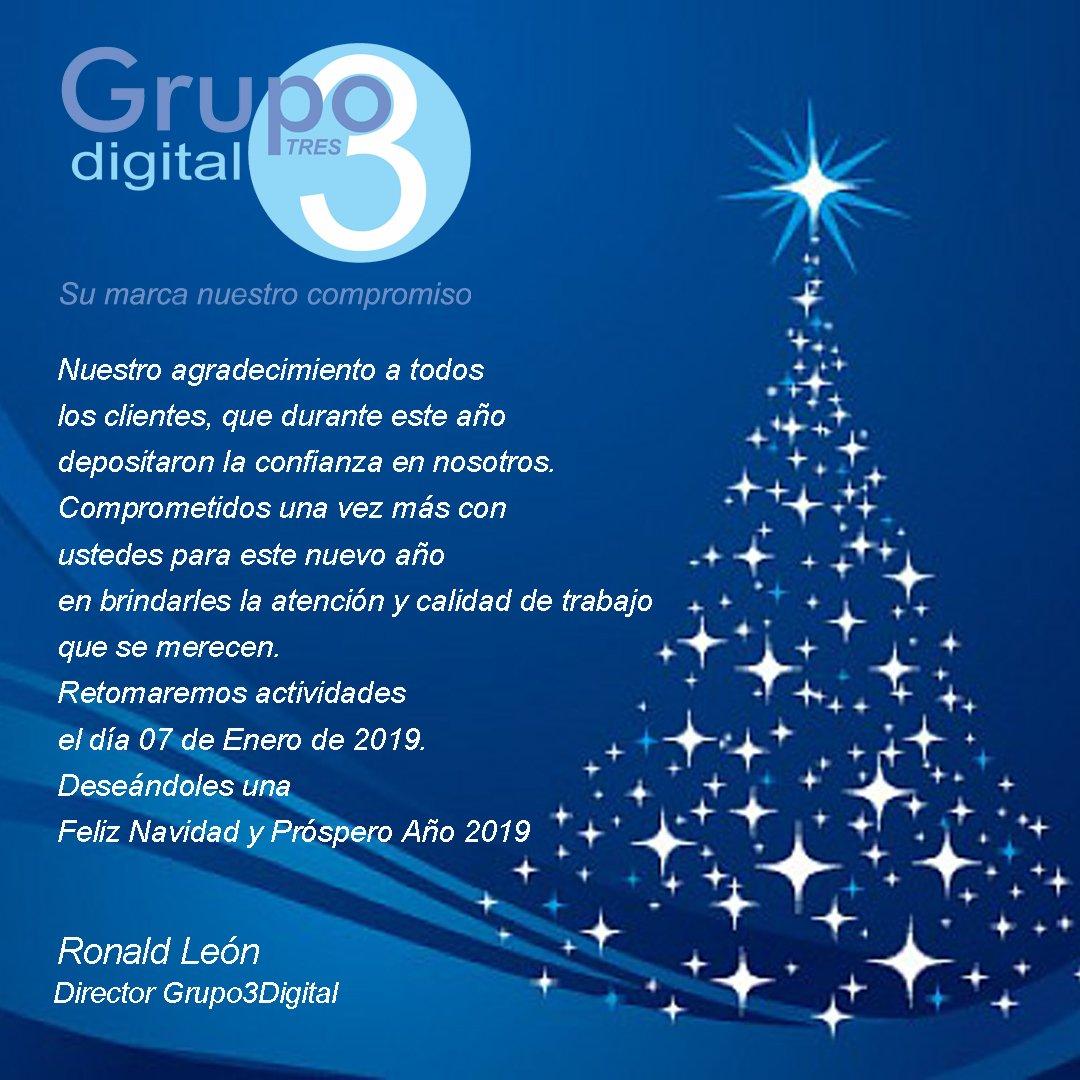 Feliz Navidad En Portugues Brasil.Grupo3 Digital Di Twitter En Grupo3digital Les Deseamos
