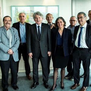 La Comisión Europea selecciona a Atos para los dos principales programas de la Iniciativa...