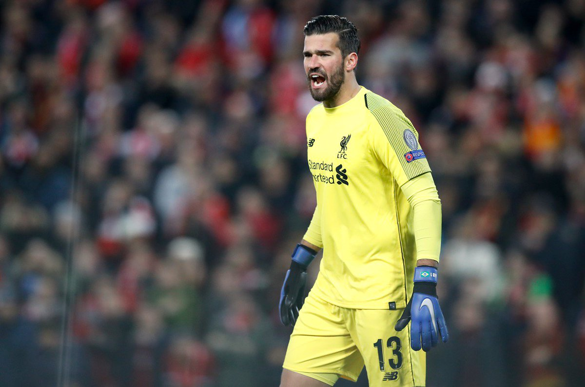 🗣 'If I knew Alisson was this good, i'd have paid double!' - Jurgen Klopp  The Brazilian keeper made an incredible stoppage time save to protect Liverpool's lead last night  💰 Has he justified his £65m price tag so far?  #LFC