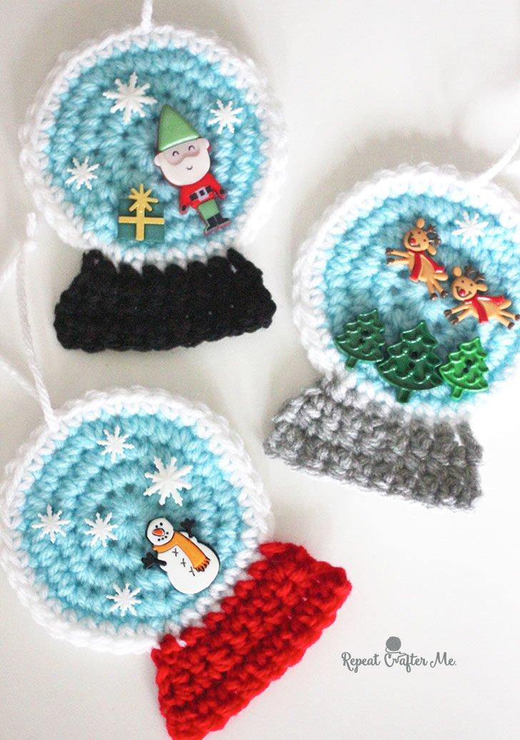 Loes Verhoeven On Twitter Superleuke Sneeuwbollen Om Te Haken Voor