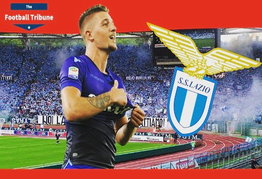 "Rumour has it ""The Sergeant"" is on his way to Manchester United 👀🔴   Find out more: Link in bio ✔  #manunited #transferwindow #savic #josemourinho #premierleague #serie a #lazio"