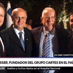 Horacio Cartes Twitter Photo