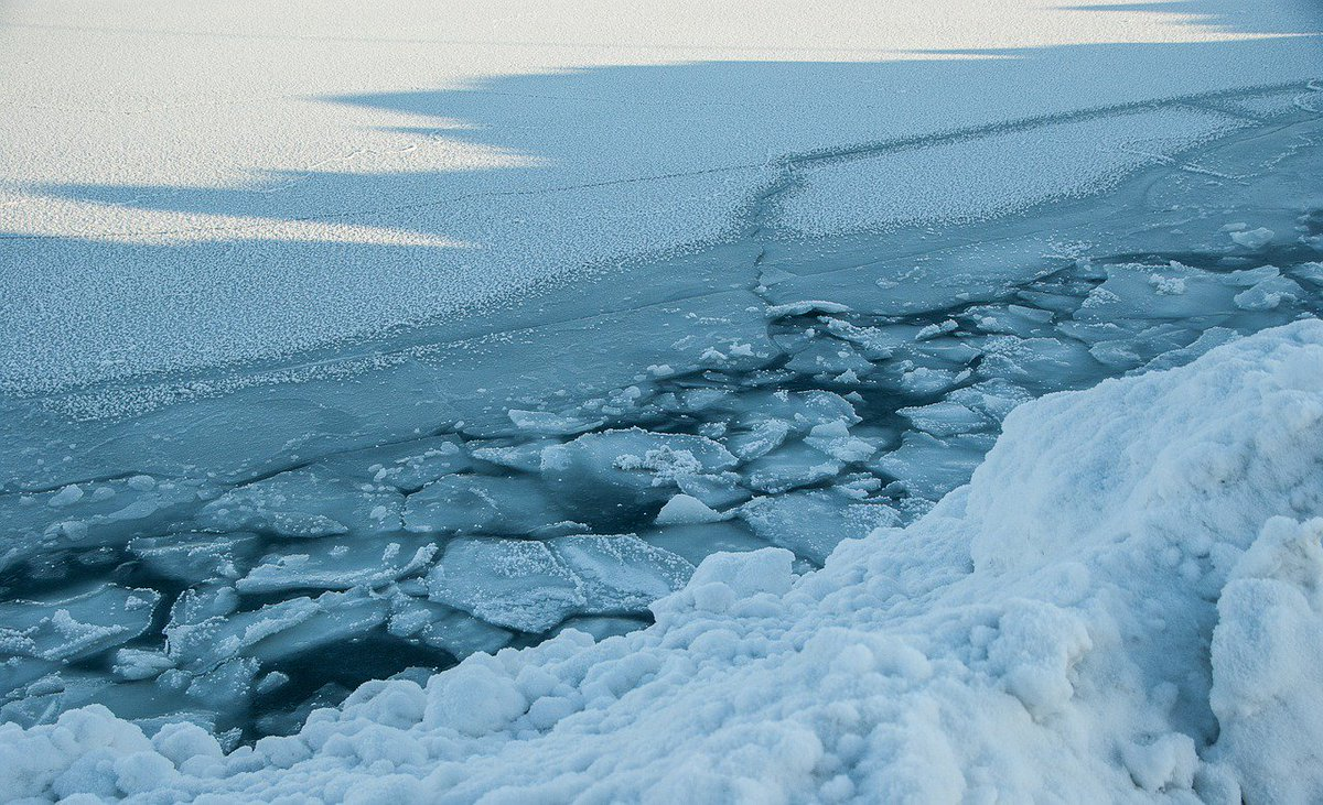 Arctic lost 95 percent of oldest and thickest ice over last 33 years https://t.co/vr6TzsaMlV