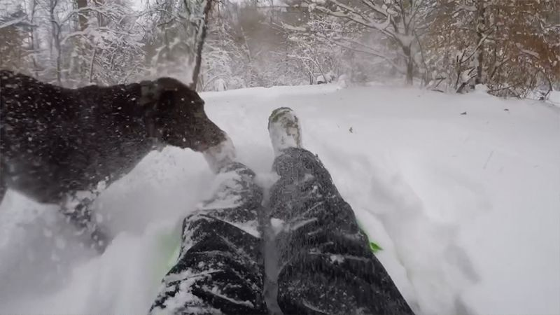 Incredible videos of Winter Storm Diego captured by viewers https://t.co/wLWBQHpZsr