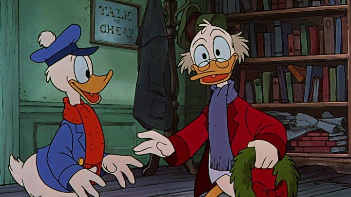Scrooge Mcduck Christmas Carol.My Disney Tweets On Twitter The Disney Christmas Carol Is
