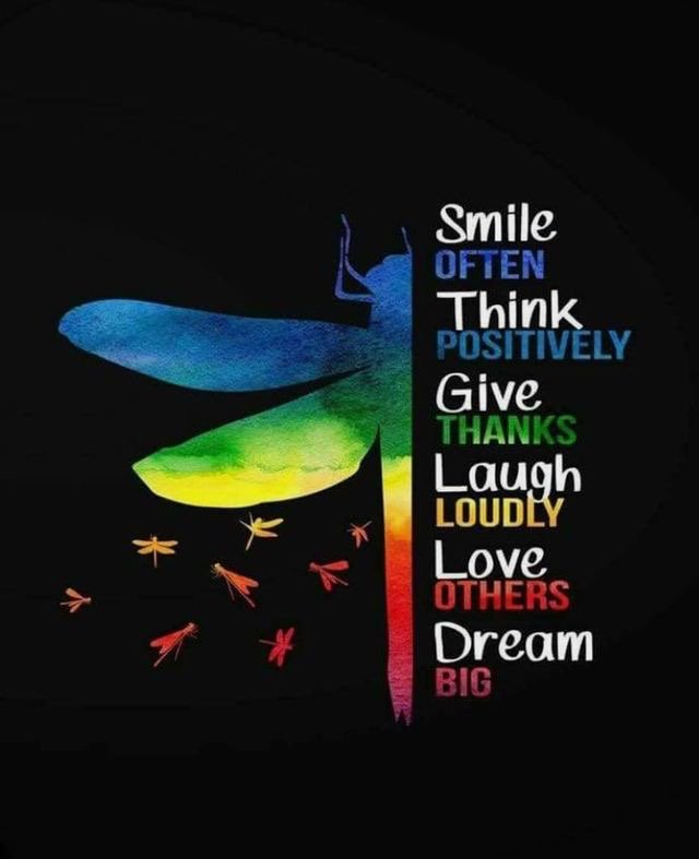 The Papillon Group On Twitter Smile Think Give Laugh Love
