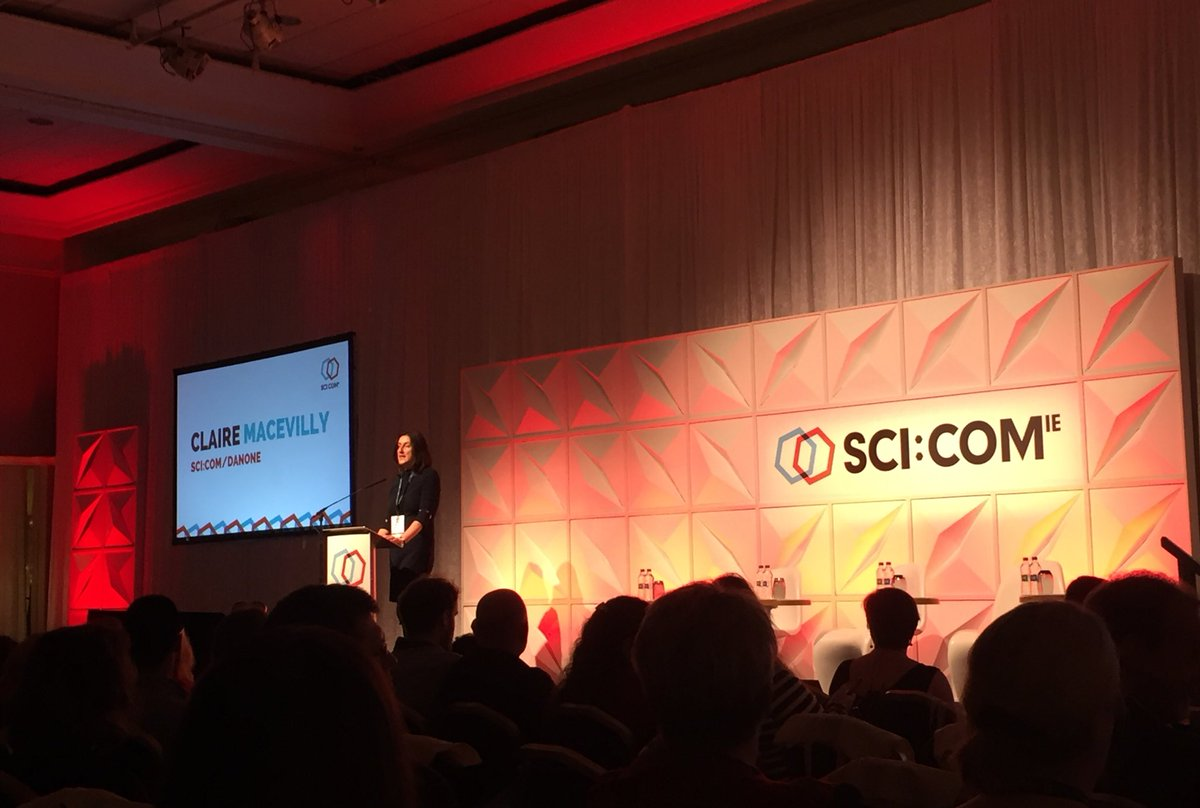 We are delighted to be a programme sponsor at #SCICOM18 this year https://t.co/D0Rro4G0wd
