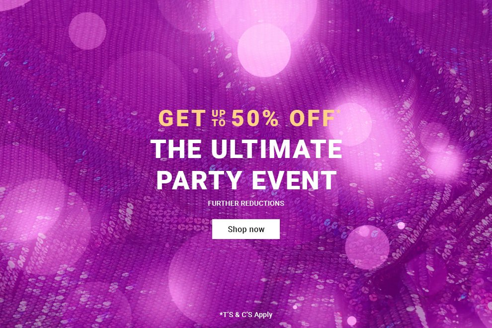 test Twitter Media - Still in need of a party look? We've got you covered...https://t.co/lylZw1iPdd https://t.co/jj7O3AJt80