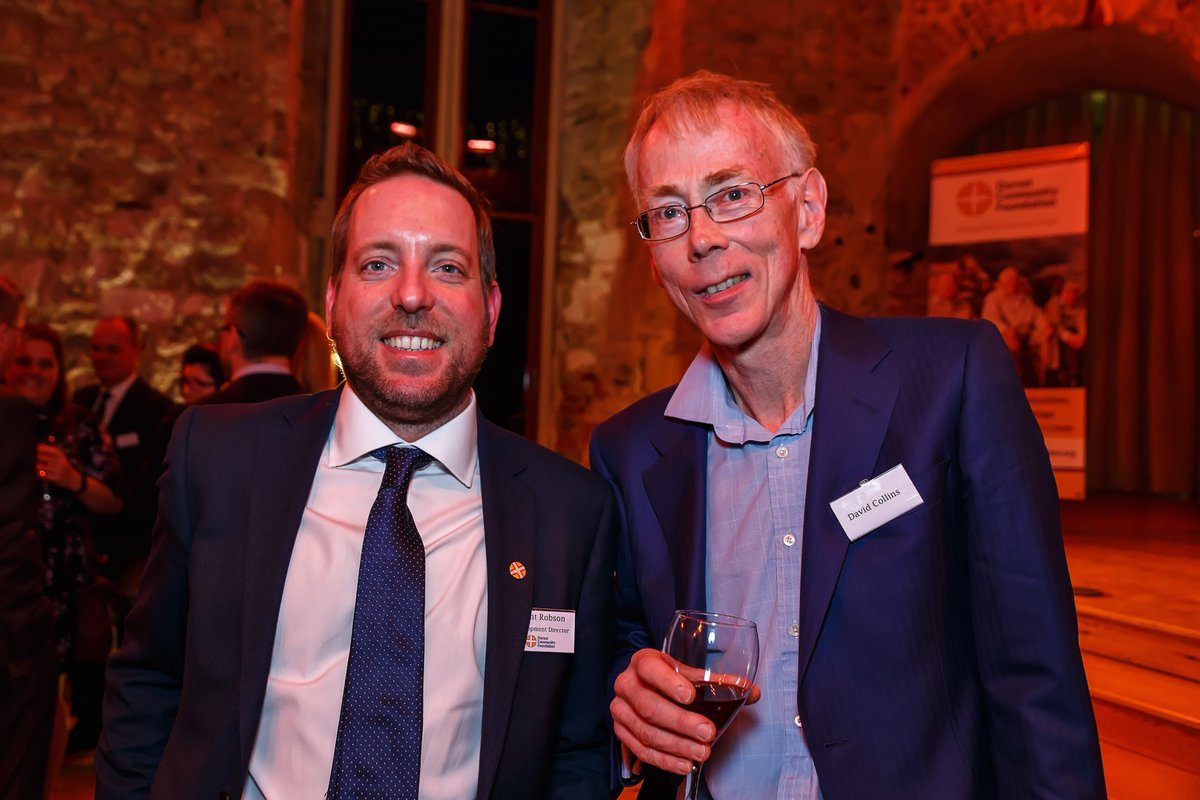 test Twitter Media - Read our latest blog where our Development Director @robsonDCF (pictured on the left with our fund holder David Collins) discusses The Benefits of Transferring a Charitable Trust https://t.co/Bc3mtKtFX9 https://t.co/LJSJEdRNVW