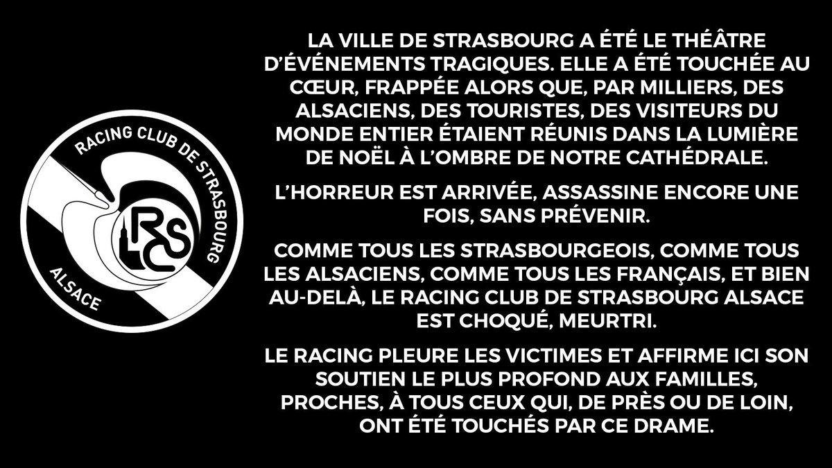 Strasbourg tuerie
