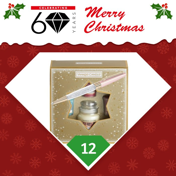 Today's #prize in our Advent #Giveaway to celebrate 60 years of IG Lintels, we are giving away a #Christmas Yankee Candle Set and a Swarovski stardust pen. Follow us, retweet and mention a friend to be entered into the prize draw.<br>http://pic.twitter.com/wthPGrQNqb