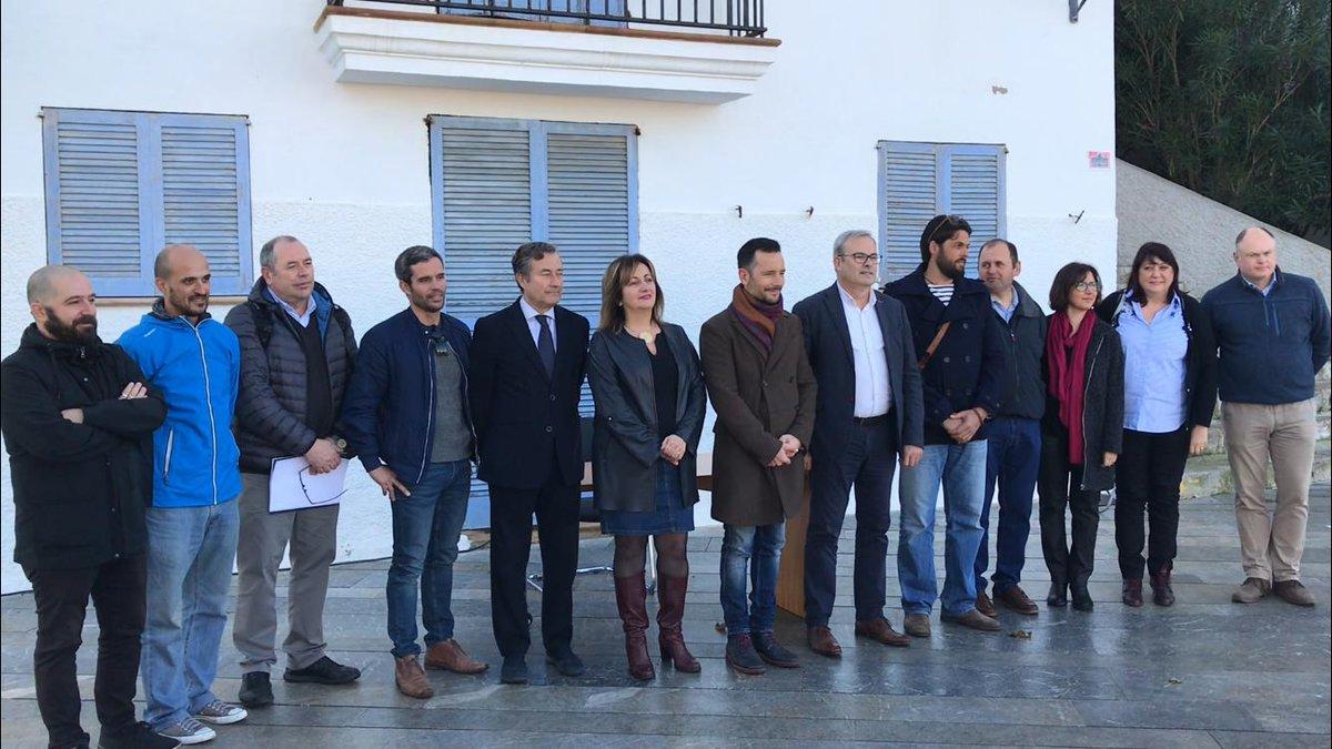 Firma del protocolo para la creación del Museo del mar y la Pesca de Eivissa