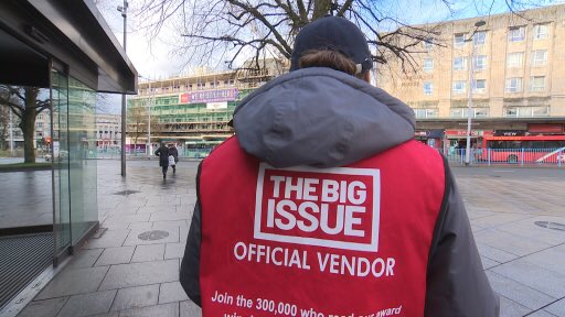 Please take time to watch my friend Clive @TRPlymouth @BigIssue vendor on @itvwestcountry tonight. We find remains of his tent in the woods he called home for many years.Thanks @ruthlaw80 @PauldMcNamee @johnbirdswords  for introducing me to my new mate Clive