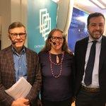 Image for the Tweet beginning: Dags för seminarium: företagsamma filantroper