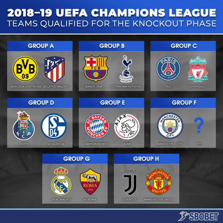 Only one spot remains!  Who will be the last club to qualify for the Champions League knockout stage?  Will it be Ukraine's Shakhtar Donetsk or Ligue 1 club Lyon?  #UCL #ShakhtarLyon