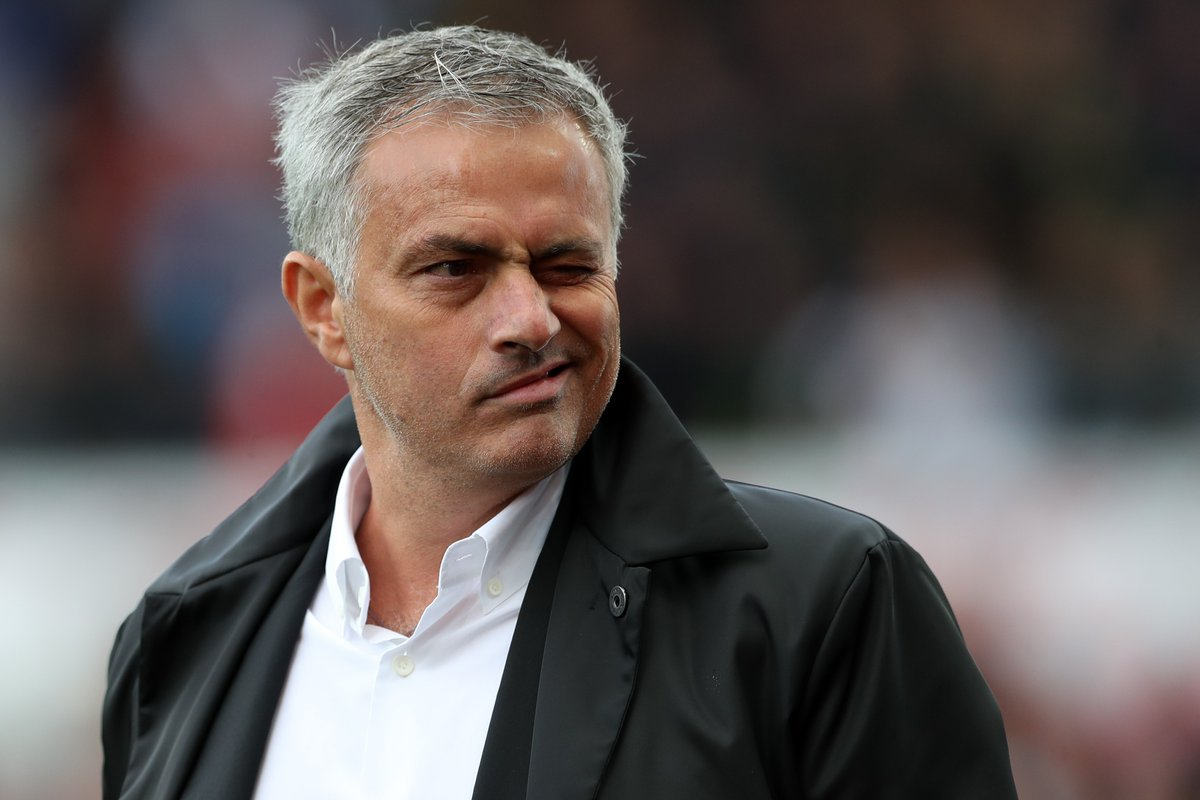 """Jose Mourinho:  """"Sometimes there is a perception, all over the world, that the fans care more about the club than the professionals, and that is totally wrong, is totally wrong.  Nobody in Manchester or connected with Manchester cares more about the club than myself."""""""