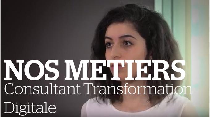 Soukaina Mimouni nous présente son métier de consultante en #TransfoNum : son quotidien, les...