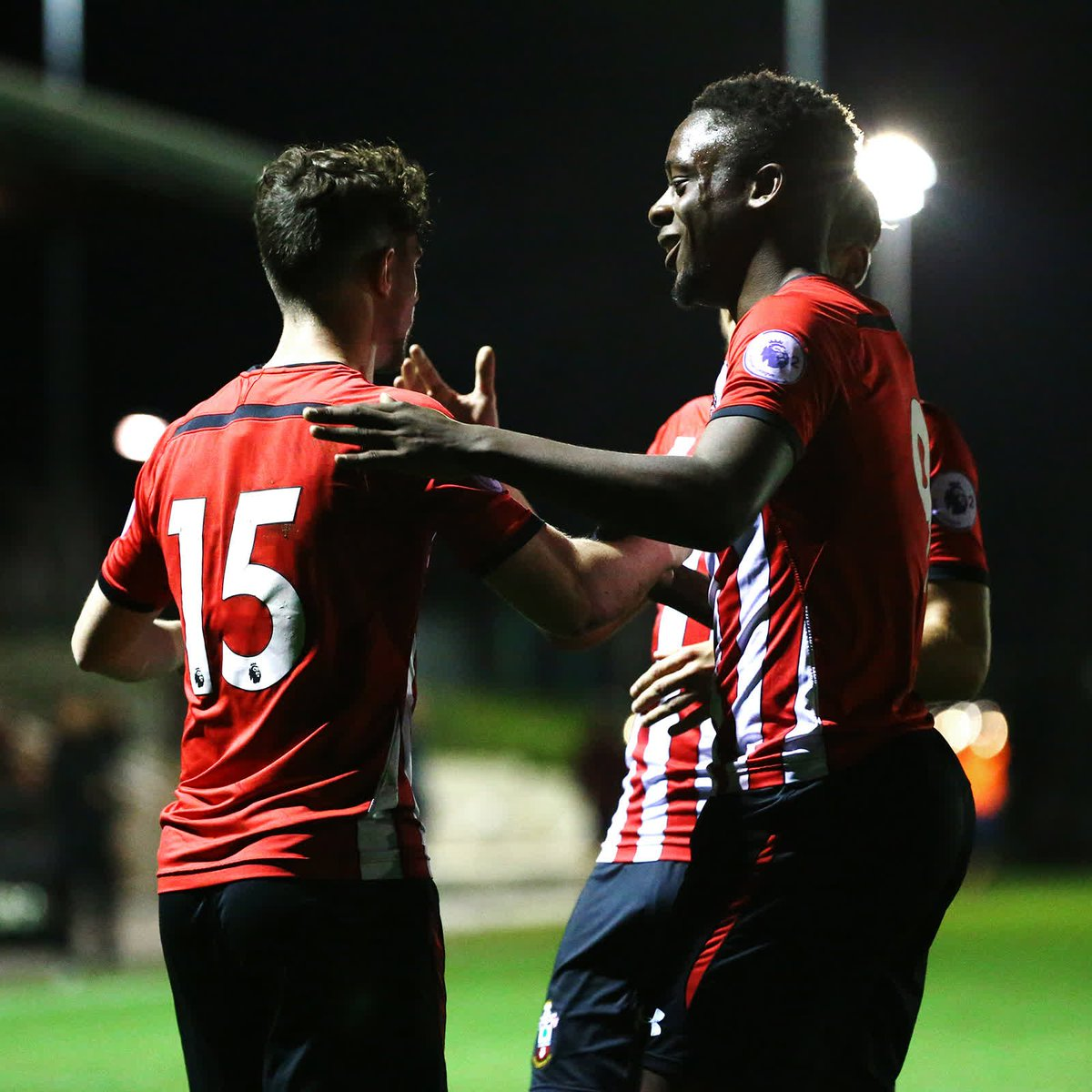⚽⚽⚽  Watch back the goals as #SaintsFC's youngsters booked their place in the knockout stages of the #PLInternationalCup, with a 3-0 victory over #WHUFC at Staplewood last night: