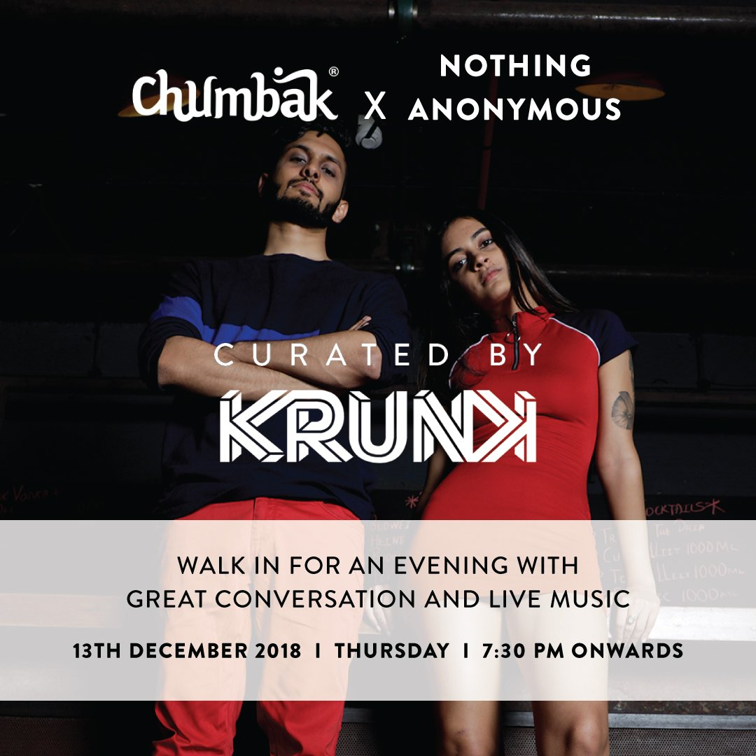 Chumbak On Twitter Join Us For An Evening Of Great Conversations