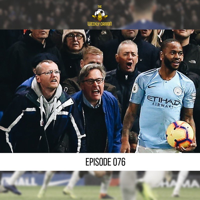 NEW PODCAST: Sterling Conversation ft. @RedTalkPodcast  sc: https://soundcloud.com/theweeklycannon/ep-076-sterling-conversation … iTunes: https://itunes.apple.com/gb/podcast/the-weekly-cannon/id1223840310?mt=2 …  - #MUFC 2-2 #AFC  - Cameron discusses his issues with Pogba - #CFC 2-0 #MCFC  - Rashford's striking ability  - #LFC title hopes - The Race Discussion in Football
