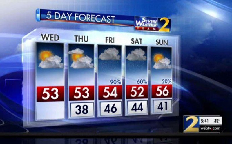 WEDNESDAY'S WEATHER-TRAFFIC: Atlanta wakes up to an earthquake, freezing temps. Here is the forecast for the next few days.  https://www. ajc.com/weather/wednes day-weather-traffic-atlanta-wakes-earthquake-freezing-temps/f4eqi67SUjbC3pgFbRiATI/ &nbsp; … <br>http://pic.twitter.com/EDqW5Hwb6j