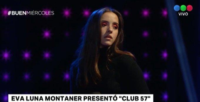 #BuenMiércoles Eva Luna Montaner presentó Club 57 Photo