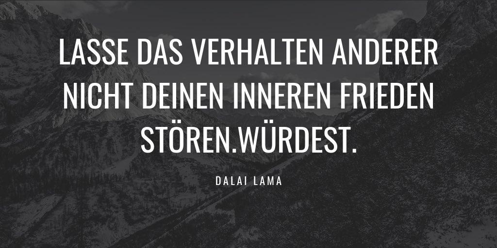 Tägliche Zitate A Twitter Innerer Frieden Zitate Zitat