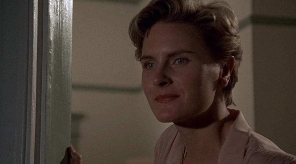 My sister died in the back bedroom, and that&#39;s what she was... a dirty secret. I had to... I had to feed her sometimes. I hated it, but I did it. We wanted her to die. We wished... for her to be dead.   Pet Sematary (1989) Rachel Creed played by: Denise Crosby <br>http://pic.twitter.com/5DCloQyJS3