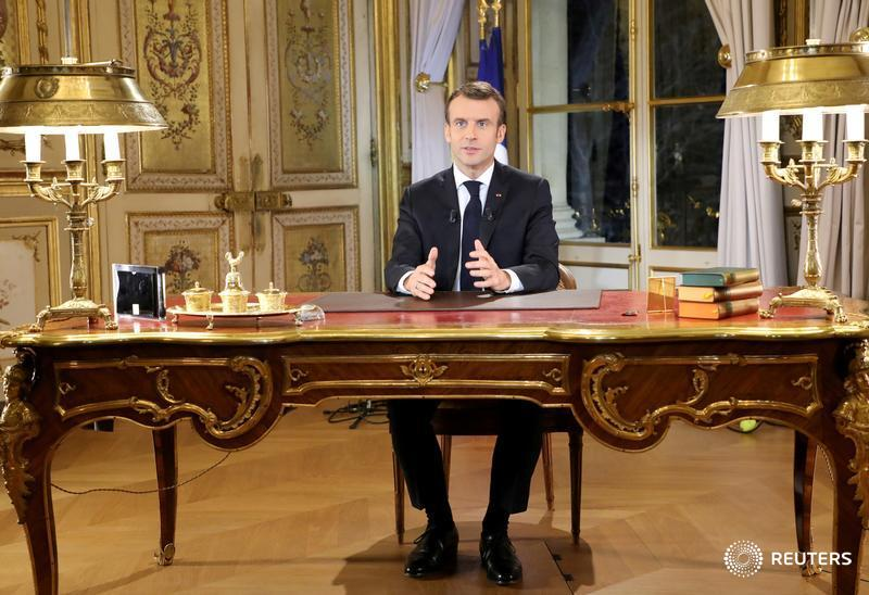 Macron doesn't know yet if his concessions will quell the anti-government protests that have gripped France - but they are likely to blow a multi-billion euro hole in his budget https://reut.rs/2ROw35z