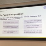 Image for the Tweet beginning: Value propositions are key and