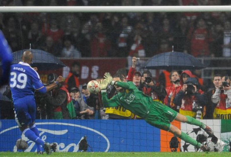 Although it'll always be remembered as the Terry final #GGMU #mufc