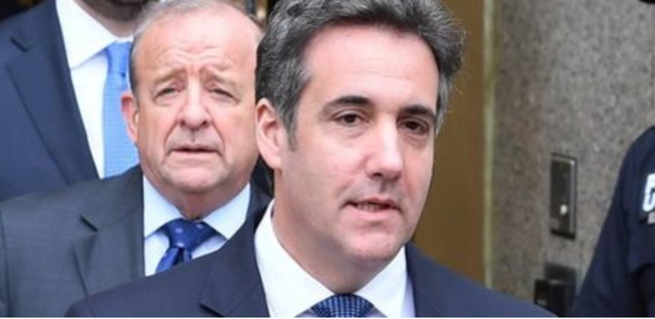 Minutes ago, #MichaelCohen tells judge, 'blind loyalty' to Trump 'led me to take a path of darkness instead of light.' https://t.co/1EtdrlWwHL