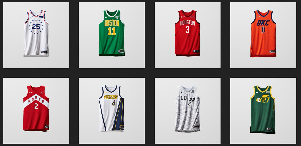 fe8398f8374 if you want to see all 16 nba earned edition jerseys here you go