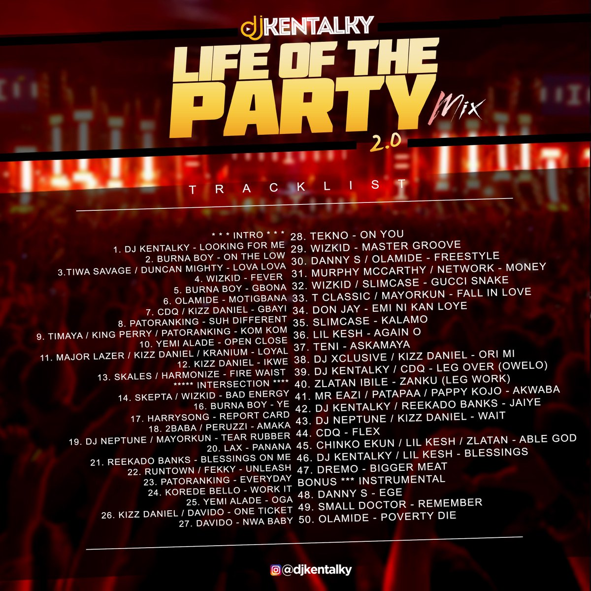 Life Of The Party ! on Twitter: