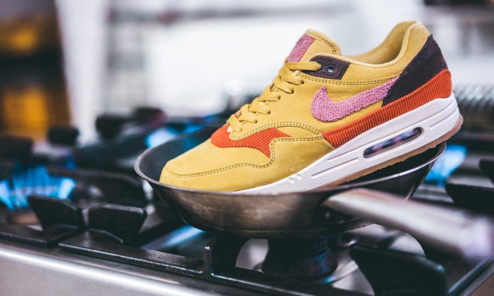 Ad: Nike Air Max 1 'Crepe' Pack