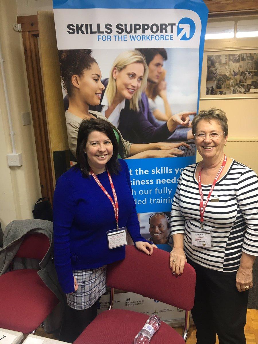 #upskillinglancashire supporting Apprenticeship recruitment and Ambassadors in school @ChooseChorley @RunshawAdultCol @LancsForum