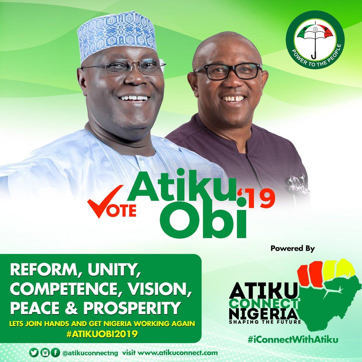 You can download a copy of The Atiku Plan to Get Nigeria Working Again via the link below  http://www. atikuconnect.com    #atiku-plan  Together We can shape the future #AtikuConnect #iConnectWithAtiku #LetsGetNigeriaWorkingAgain #AtikuConnectNigeria #Atiku #AtikuObi2019 <br>http://pic.twitter.com/HyVVini08X