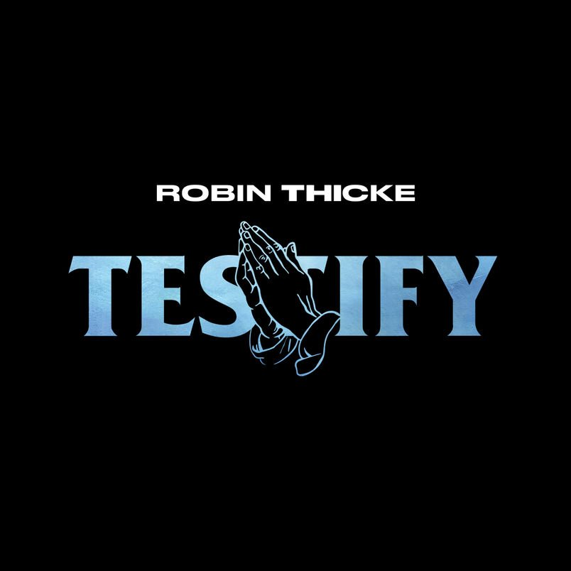 .@robinthicke returns with his new acoustic song, 'Testify.' Hear it now: https://t.co/pTEvyO1hMk  https://t.co/FW9qL9ZVsE