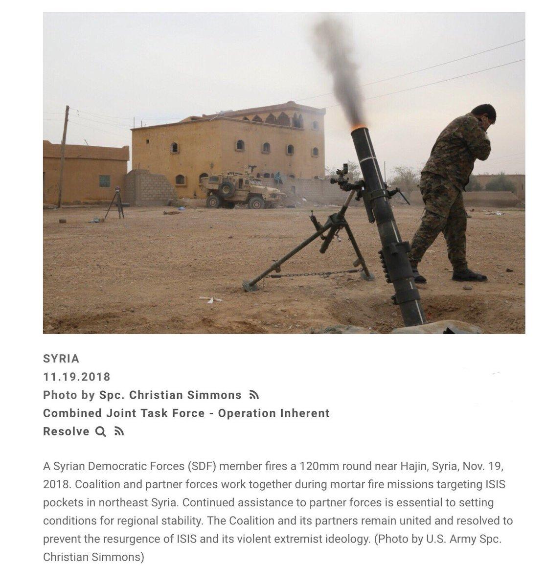 قوات سوريا الديمقراطيه ( قسد ) .......نظرة عسكريه .......ومستقبليه  DuOEsdOXgAIuR0q