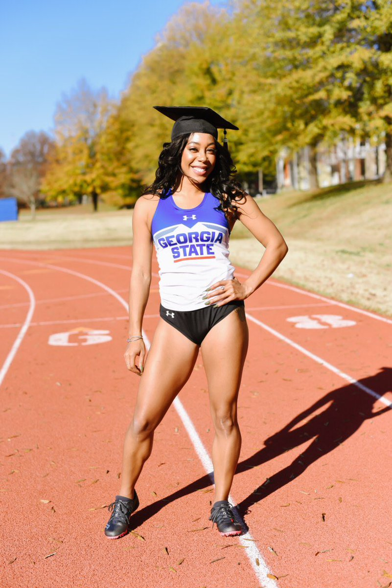 Congratulations Gabby Irving! You slayed girl!!! We are all so proud of you! #GSU18 #strongpossibility #irvingstrong<br>http://pic.twitter.com/NXERKkZrN7