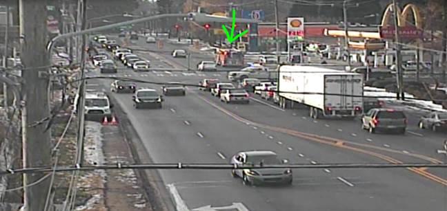 Accident - Sugar Creek Rd SB past I-85, right lane blocked #clttraffic #clt<br>http://pic.twitter.com/vYLxI8kXJS