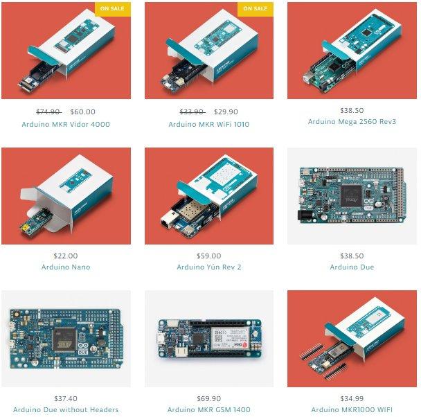 Arduino Mkr Gsm 1400 Specs