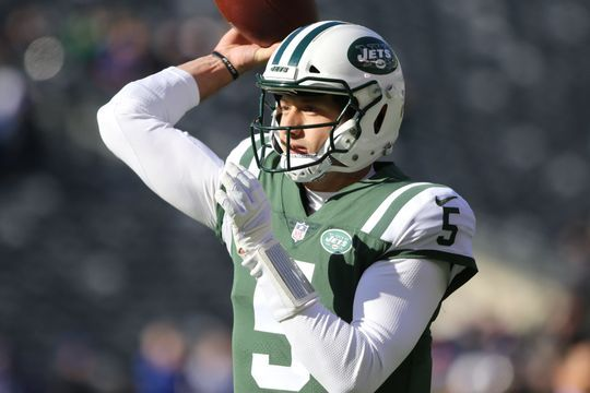 Should the #Jets  have given Davis Webb an opportunity to play during Sam Darnold&#39;s three-game absence?   Story:  https:// buff.ly/2LcDilF  &nbsp;  <br>http://pic.twitter.com/Jy773H7PkG
