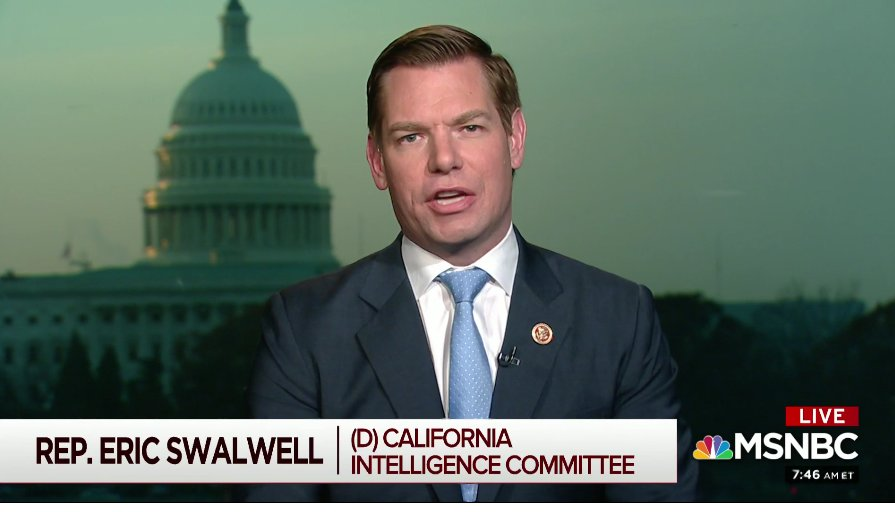 Eric Swalwell: I Do See A Path To Running For President - is.gd/kmgy13