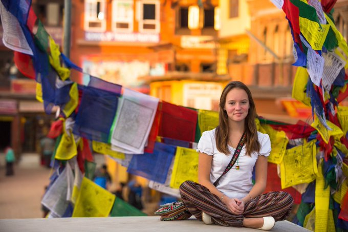 Experience Nepal and its rich culture when you book our Highlights of Nepal tour 👉 ! You can thank us later 😉 Photo
